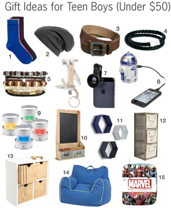 17 Best ideas about Teen Boy Gifts on Pinterest Gifts