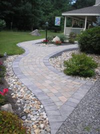 18 best images about Front walkways on Pinterest