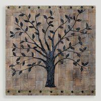 Cost Plus World Market Tree of Life Wall Decor (265 CAD ...