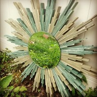 14 Best images about garden with mirrors on Pinterest ...
