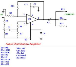 163 best images about Audio Schematic on Pinterest