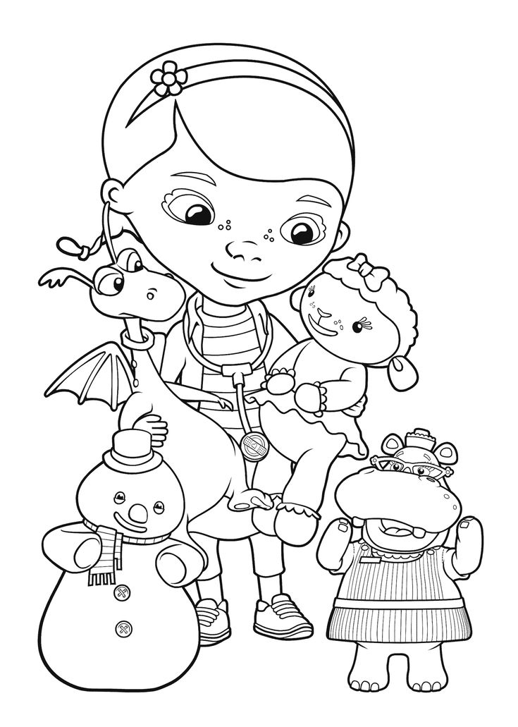 25+ best ideas about Coloring pages for kids on Pinterest