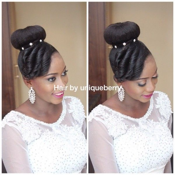 134 Best Images About Nigerian Wedding Hairstyles On Pinterest