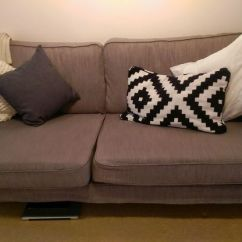 Living Room Color With Grey Sofa Leather And Fabric Sets Ikea Stocksund | Couches/living Pinterest ...