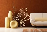 141 best images about Abstract Wall Decals on Pinterest