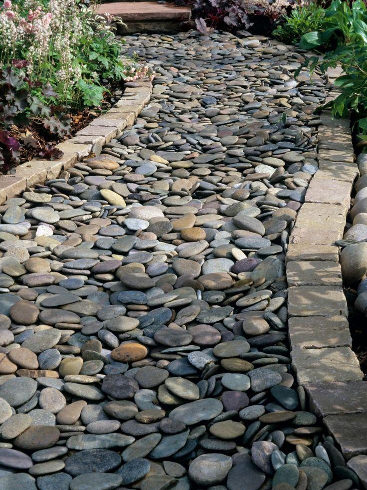 17 Best ideas about Cobblestone Patio on Pinterest