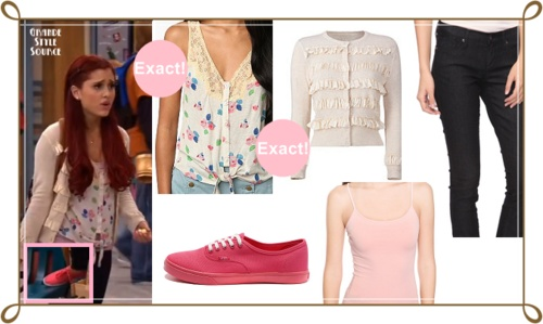 Best 25+ Cat Valentine Outfits Ideas On Pinterest