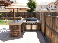 25+ best ideas about Outdoor Grill Island on Pinterest
