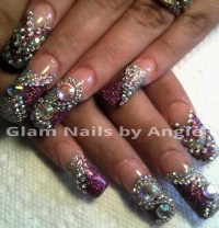stones | Nails Design Ideas | Pinterest | Stones