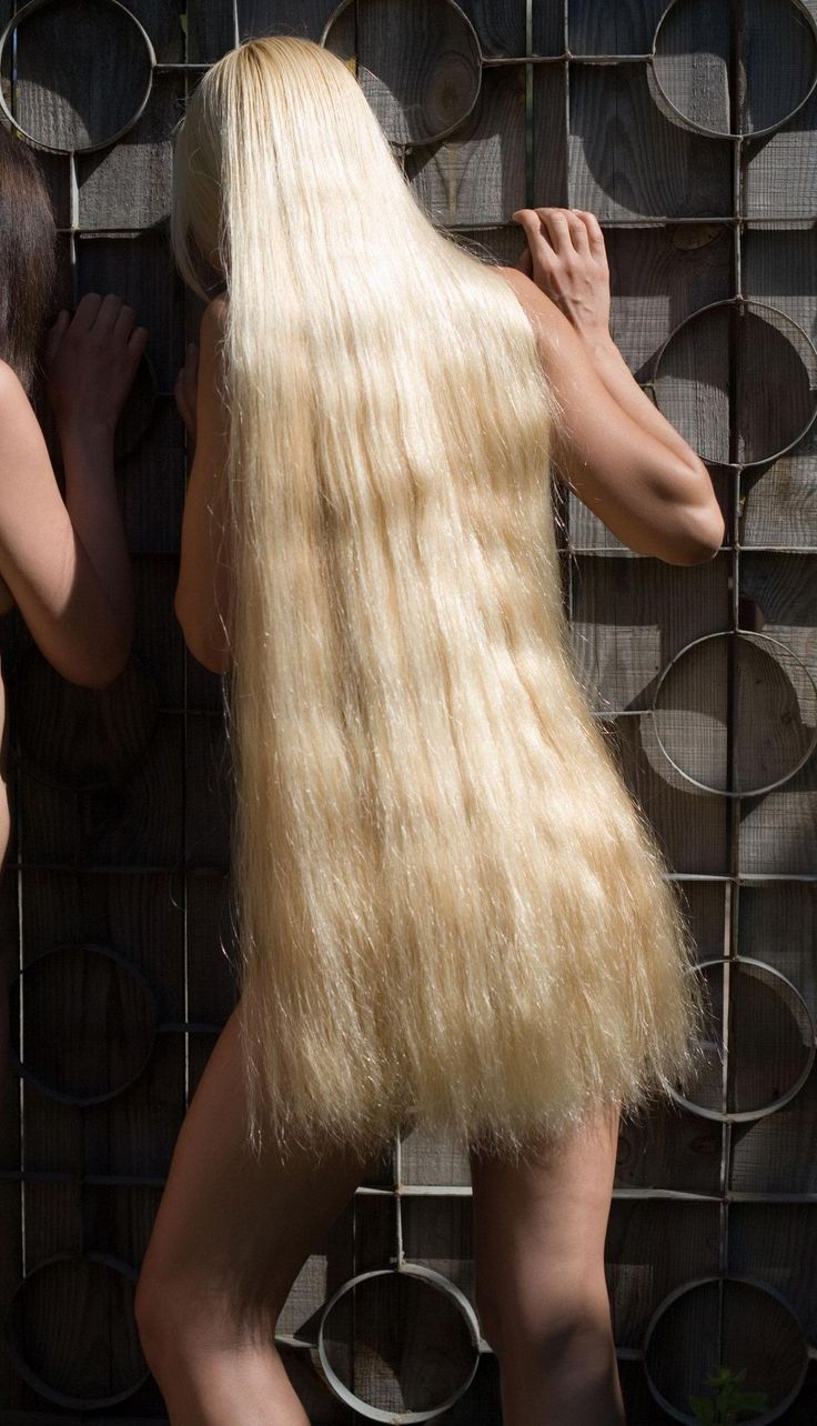 Diana BACHEK  very long hair  Pinterest  Diana