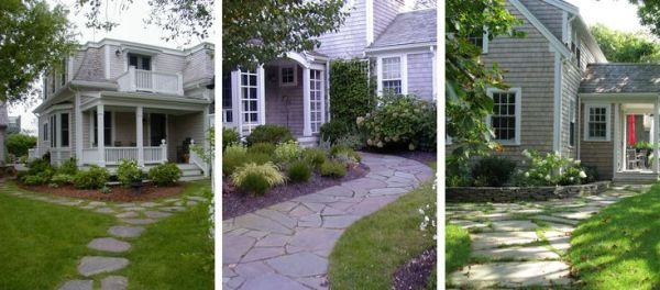 landscaping cape style