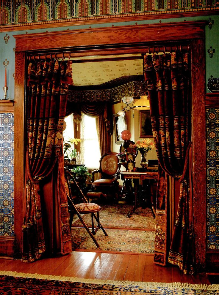 1000 images about Victorian Interior on Pinterest  Queen anne Mansions and Victorian living room