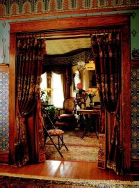 1000+ images about Victorian Interior on Pinterest | Queen ...