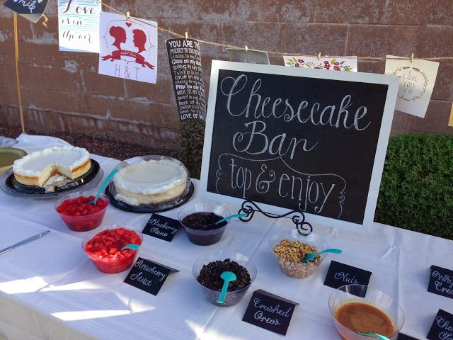 Best 25+ Wedding Cheesecake Ideas On Pinterest