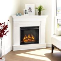 Best 25+ Corner electric fireplace ideas on Pinterest ...