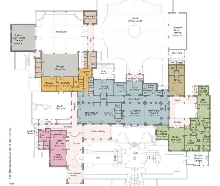 Mega Mansion House Plans Httpacctchemcommega