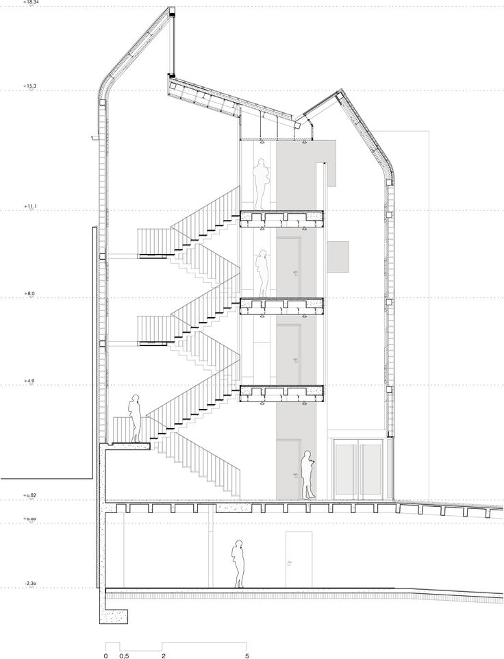 17 Best images about Construction Stair Drawings on