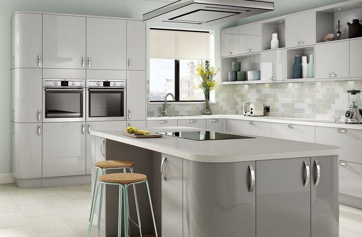 10 Best Ideas About Light Grey Kitchens On Pinterest