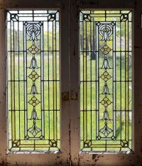 17 Best images about Stained glass cabinet doors on ...