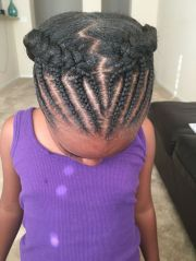 cornrow design ideas