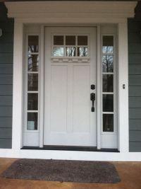 Best 25+ White front doors ideas on Pinterest