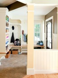 12 best images about Half Wall Design Ideas on Pinterest ...