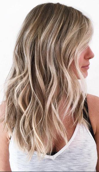 25 Best Ideas About Blonde Highlights On Pinterest Blond