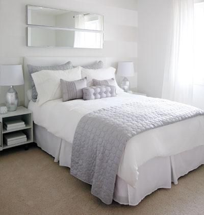 Design Problem Solved Wall To Carpet Grey Bedroom