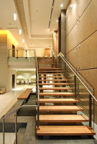 beautiful stairs in modern lobby | stairs | Pinterest ...