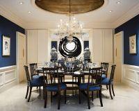Dining room. Navy blue!!