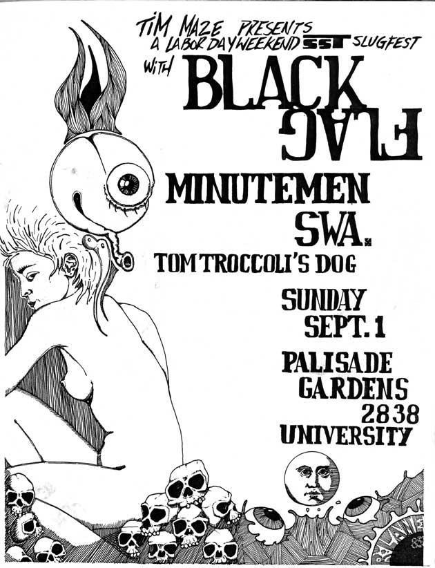 17 Best images about Black Flag Flyer, art by Raymond