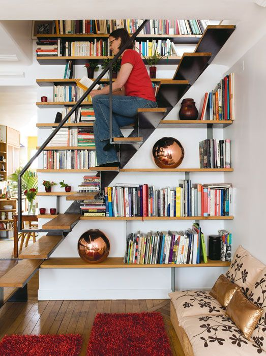 Best 25 Small Space Stairs Ideas On Pinterest