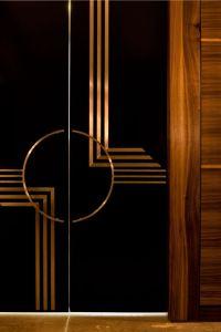 Art Deco Doors - Art Deco Characteristics: Deco emphasizes ...