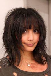 medium haircuts women