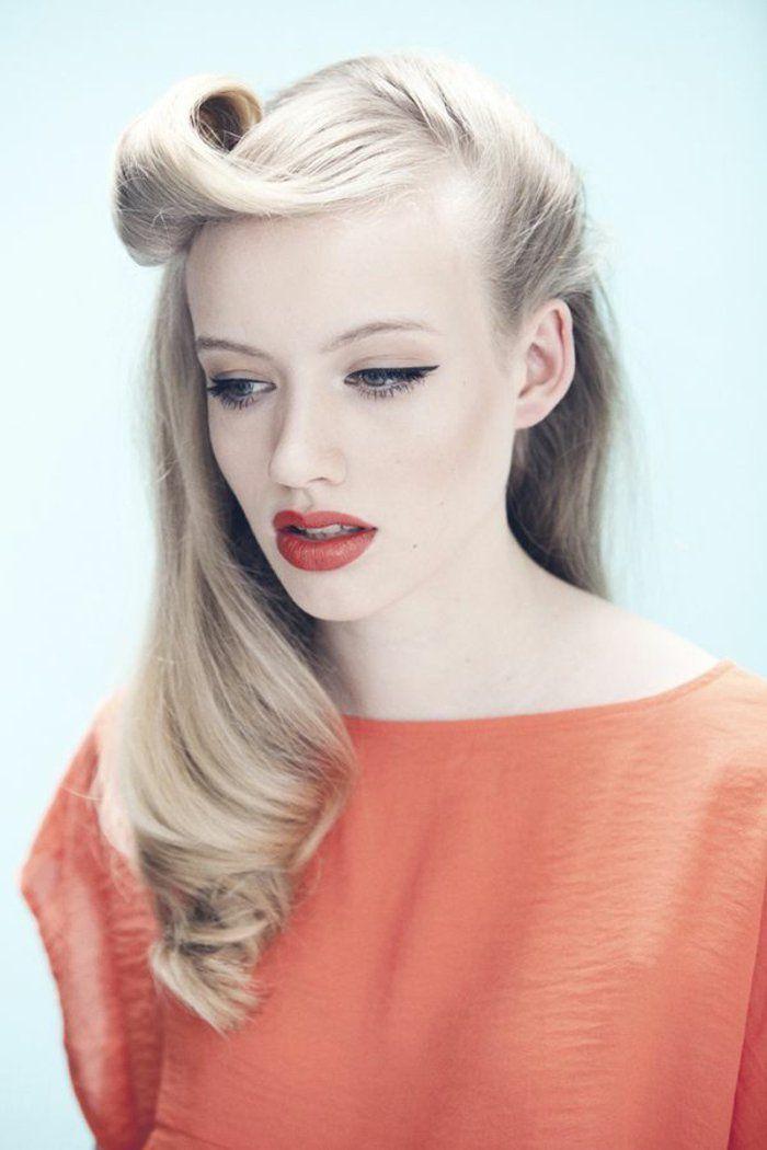 Die 25 Besten 60er Frisuren Ideen Auf Pinterest