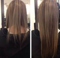 14 best images about Hair extensions...before and after on ...