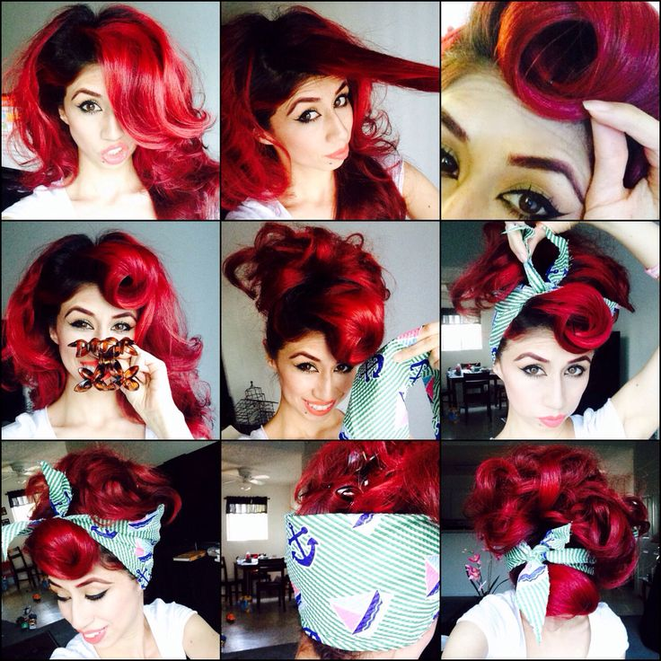 25 Best Ideas About Pin Up Bandana On Pinterest Grease