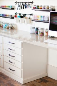 25+ best ideas about Sewing room storage on Pinterest ...