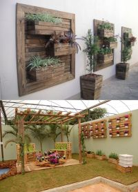 17+ best ideas about Outdoor Wall Art on Pinterest | Patio ...