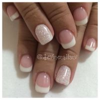 1000+ images about Gel nails on Pinterest | Glitter Gel ...