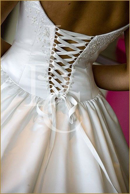 Corset back sans privacy panel  MY dream DAY  Pinterest  Beautiful Lace and Corsets
