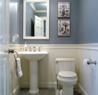 25+ best ideas about Small half bathrooms on Pinterest