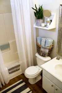 25+ best ideas about Rental Bathroom on Pinterest | Small ...