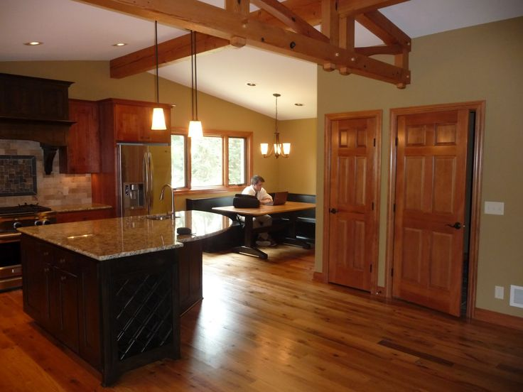 trilevel kitchen remodel  Google Search  Living Room