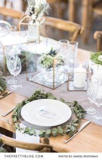 25+ best ideas about Gold table settings on Pinterest ...