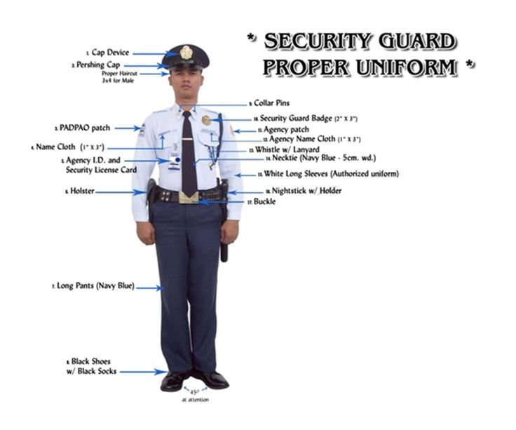 Security Guard Act