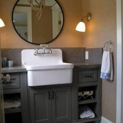 Oversized Kitchen Sinks Maytag Appliances Furniture , Classic Antique Bathroom Vanity : ...