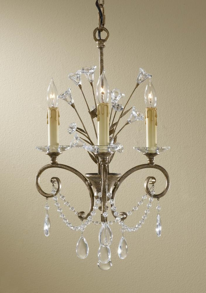 12 best images about Mini Chandelierssmall spaces on