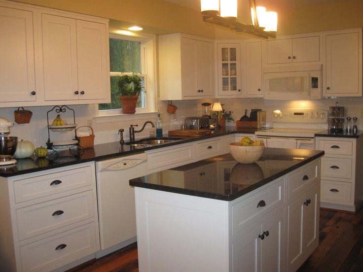 White Kitchen Vs Brown Kitchen