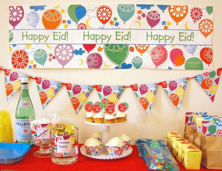 Eid Party  Flying High Eid Party Bundle  Islamic Party